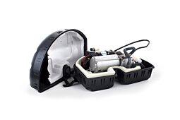 Range Rover Sport L494 Air Suspension Compressor incl. housing, intake / discharge kit