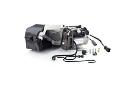 Land Rover Discovery 3 Air Suspension Compressor incl. housing, intake / discharge kit (2004-2009) LR061663
